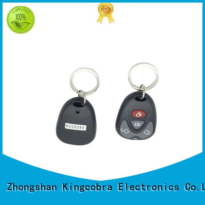 high quality car alarm control manufacturer for african Kingcobra