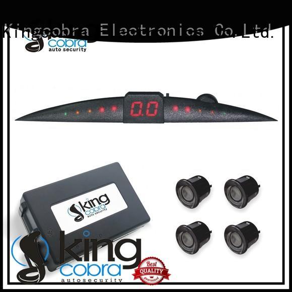 Kingcobra good selling car parking sensor price manufacturer for car