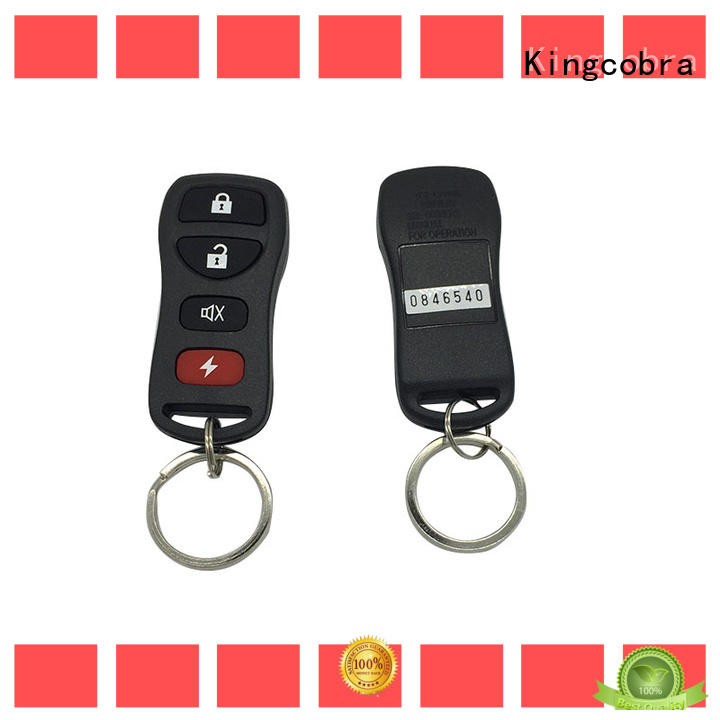 Kingcobra nemesis best car alarm with gps tracking hot sale for car