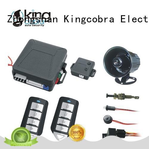 Kingcobra special gps car alarm system octopus for