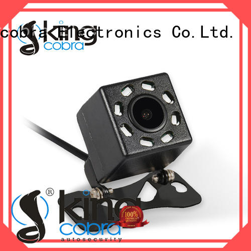 high end in car camera system with led night vision for car