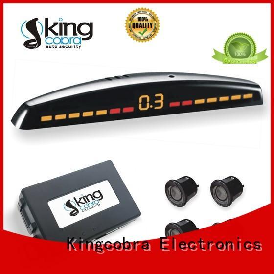 Kingcobra best car reverse parking sensor with camera manufacturer online