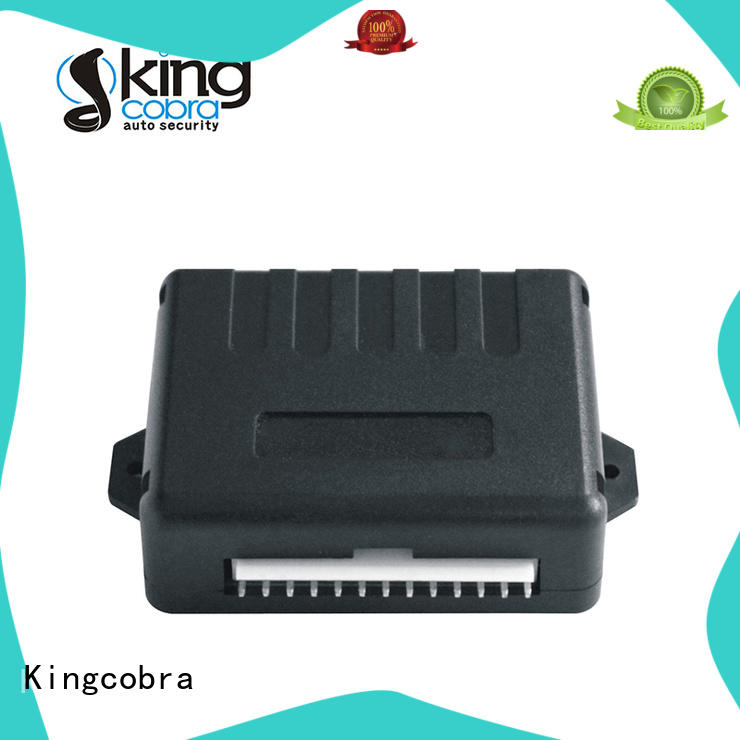 Kingcobra multi function keyless entry car security with trunk release power window for milano function