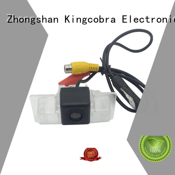 Kingcobra rear parking camera with led for nissan type