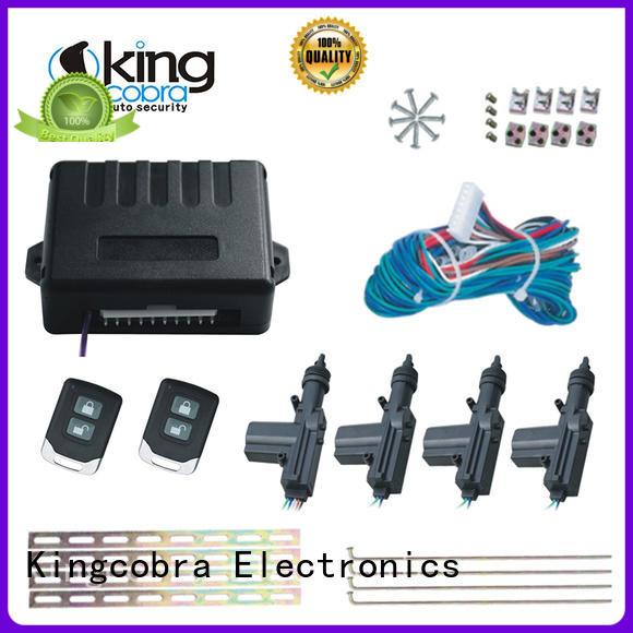swift central locking system price locking system remote central locking master Kingcobra Brand