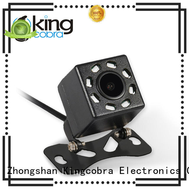 Kingcobra best car camera system with led night vision for car