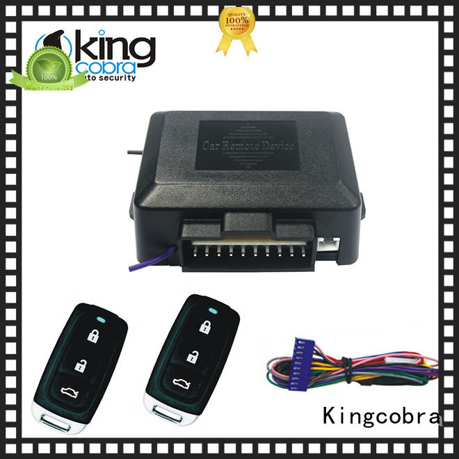 Kingcobra full functions keyless entry security online