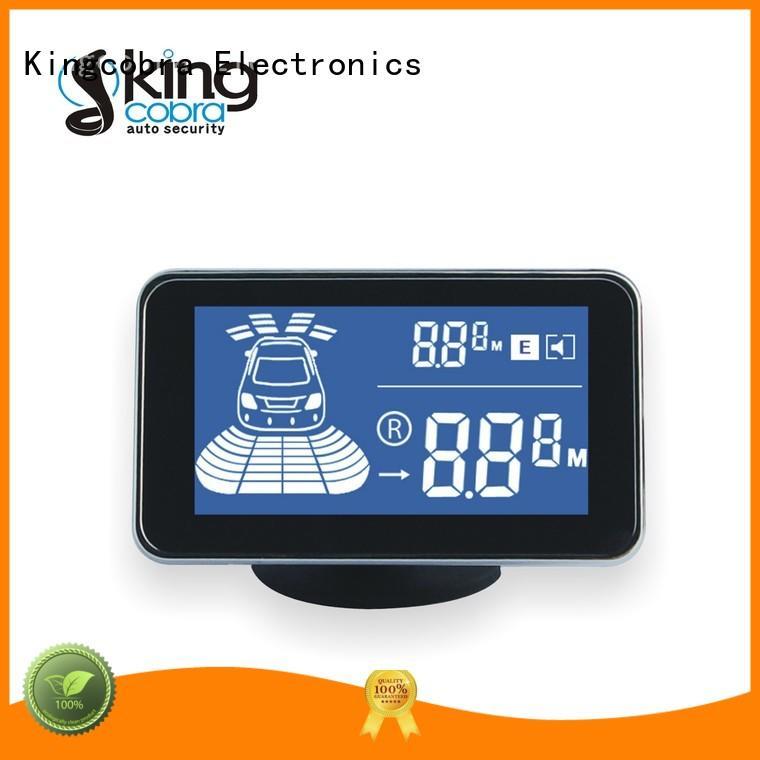 Kingcobra digital car parking sensor system parking assistant system for car