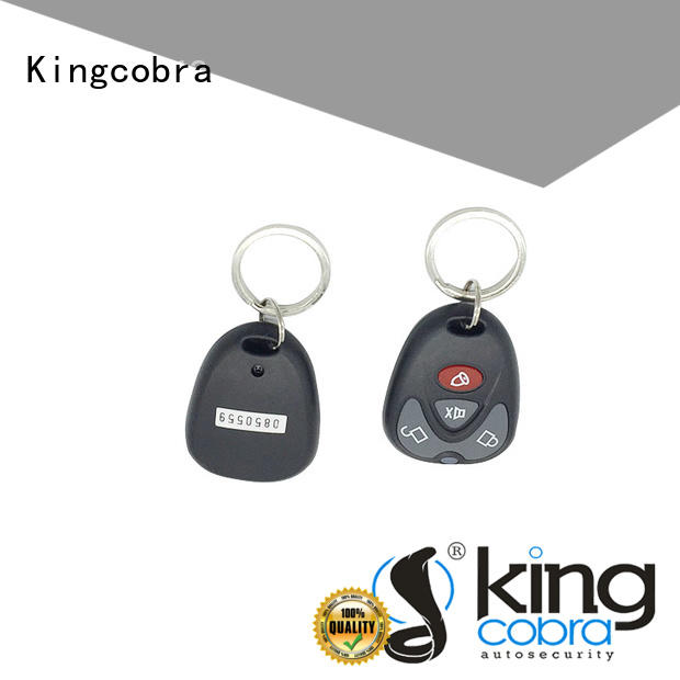 best car alarm system with remote start octopus Kingcobra Brand wireless car alarm