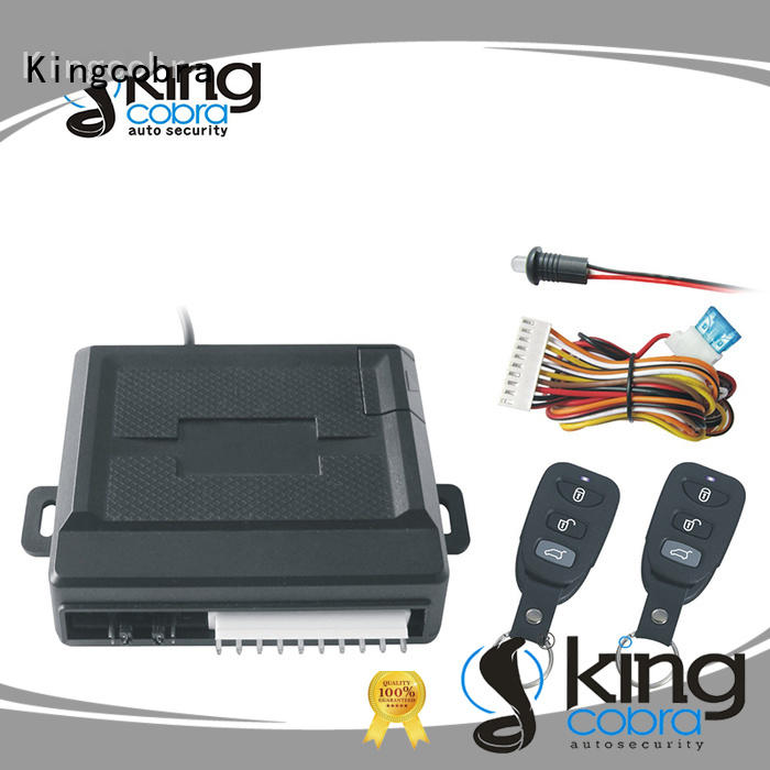 Kingcobra smart keyless entry system with remote controllers for sale