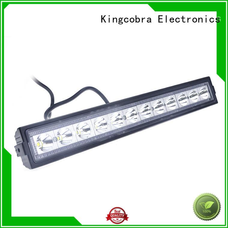 high quality automotive led lights bar for car Kingcobra