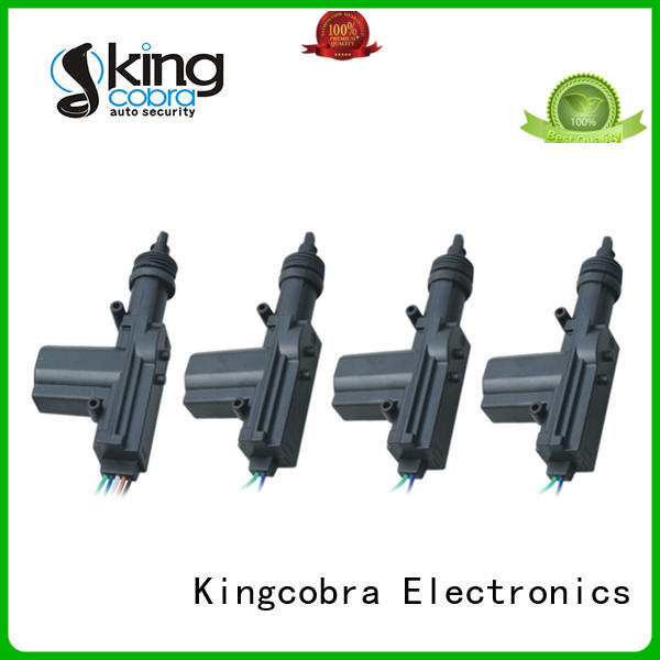new central locking kit with one master for car