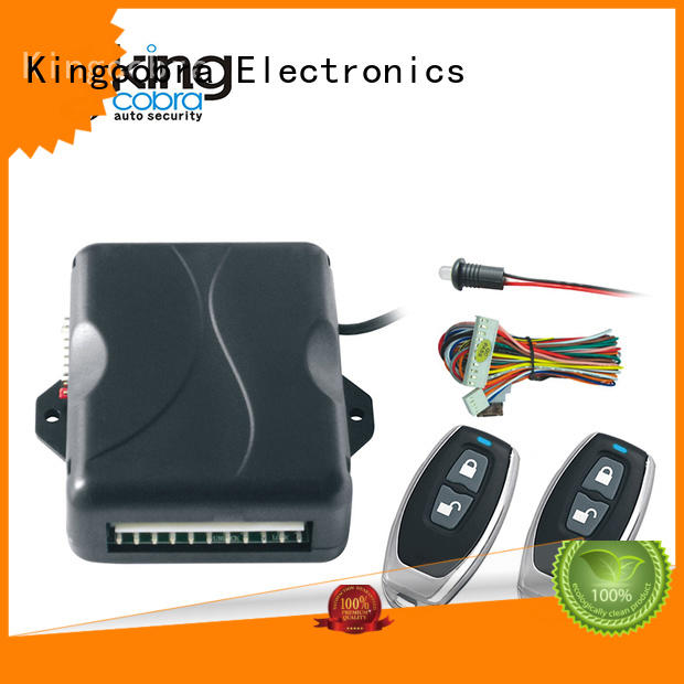 remote keyless entry kit latest for sale Kingcobra