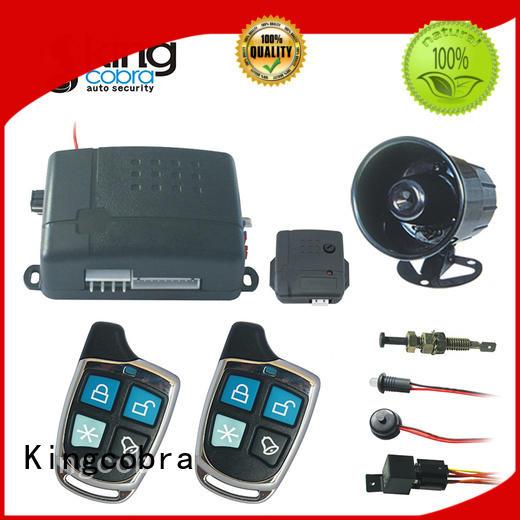 car alarm remote control high end for south american Kingcobra