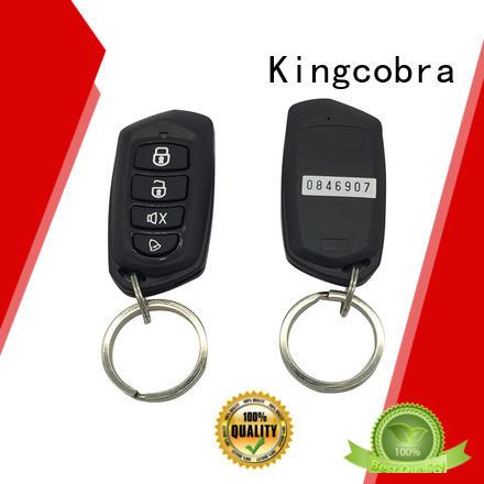 control car alarm remote control supplier for african Kingcobra