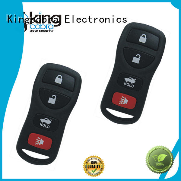 Kingcobra Brand kc5000e mfk5001 keyless entry kit manufacture