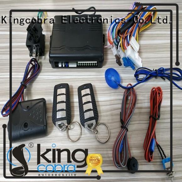 KENYA / Africa Full Functions One Way Car Alarm System
