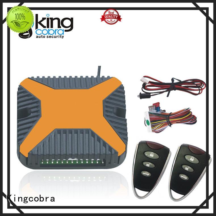 Kingcobra remote starters & keyless entry systems