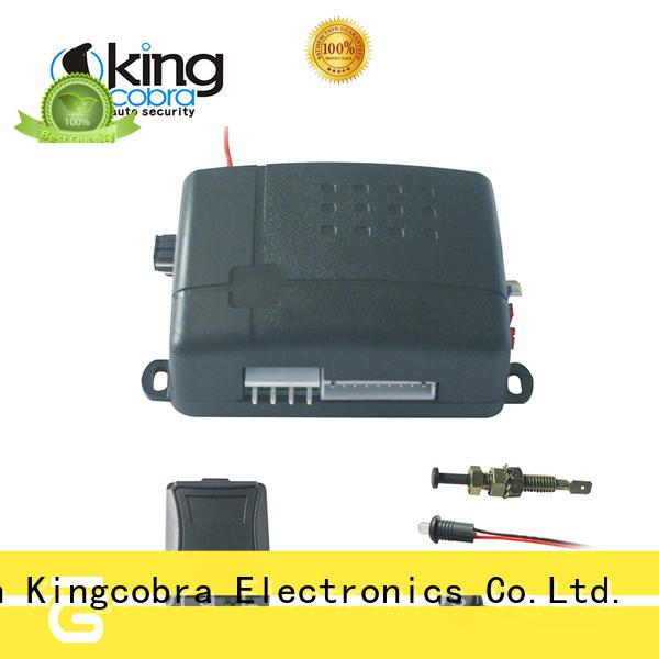 new car alarm brands supplier for car Kingcobra