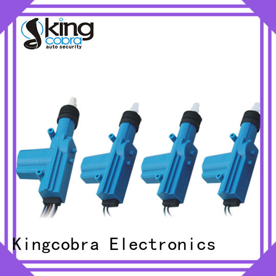 Kingcobra professional cost of central locking system high quality for sale