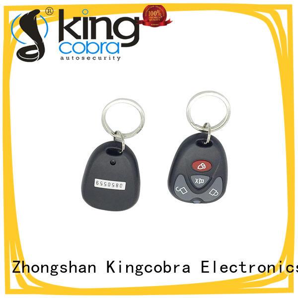 Kingcobra basic car alarm system octopus for south american
