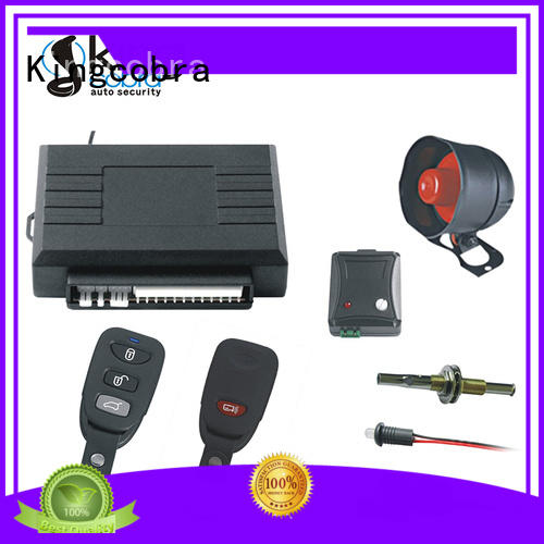 hot selling car security system manufacturer for sale