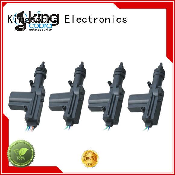 central locking kit manufacturer for car Kingcobra