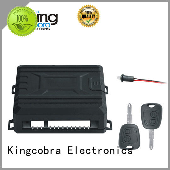 Kingcobra full functions cars with keyless entry with trunk release power window for sale