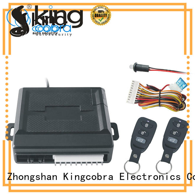 remote starters & keyless entry systems with window rising output for milano function Kingcobra