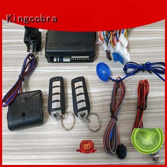 Kingcobra basic car alarm system manufacturer for south american