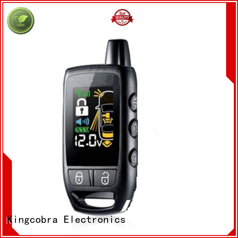professional 2 way car alarm long signal receive distance wholesale for car