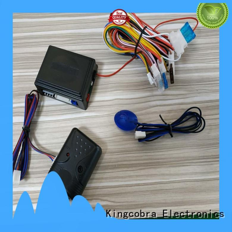 professional car alarm brands with power window output for south american