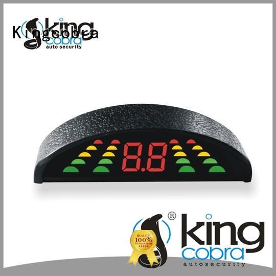 Kingcobra video parking sensor with camera hot sale for sale