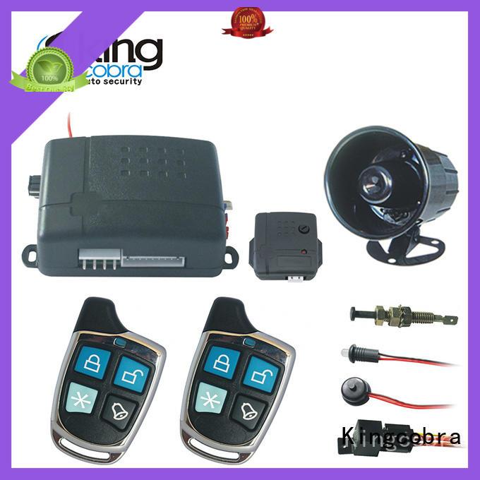 Paraguay /  Uruguary / Ecuador Car Alarm System for South American Markets