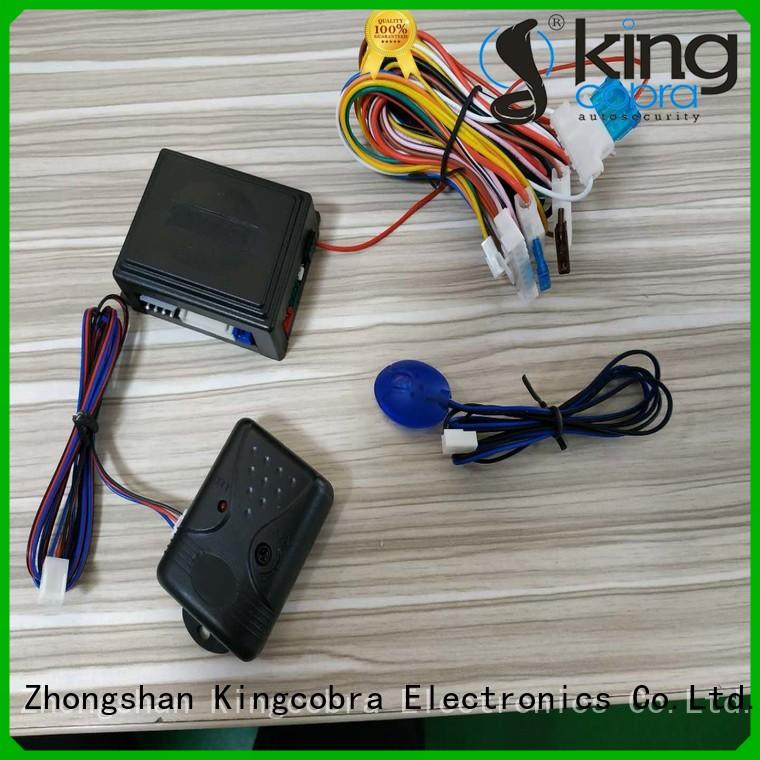 Kingcobra high quality car alarm kit for south american