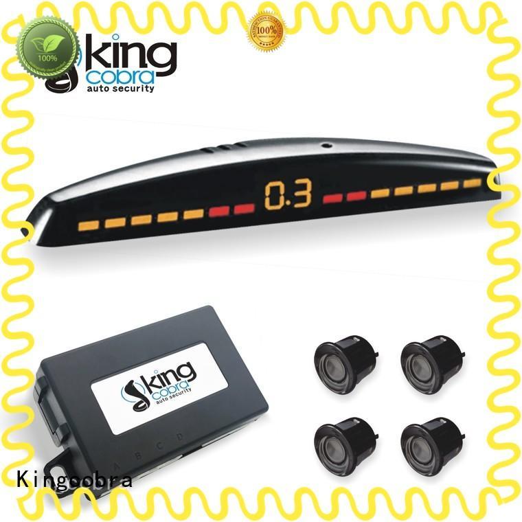display intelligent system parking sensors installation cost Kingcobra Brand