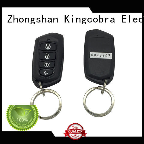 Kingcobra function car alarm system way for