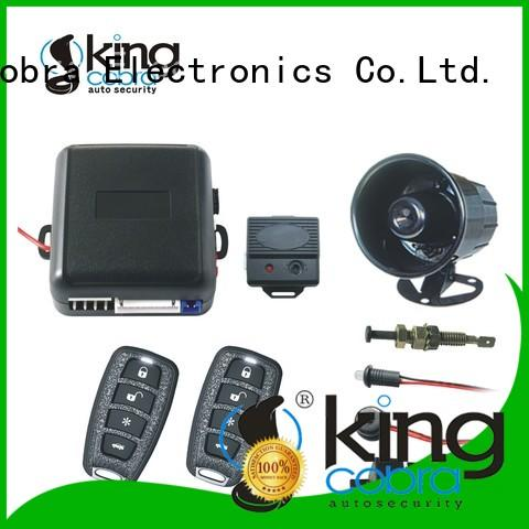 Kingcobra middle east countries basic car alarm system octopus for south american