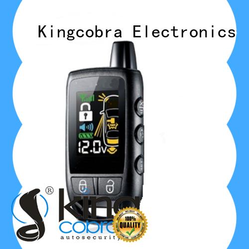 Kingcobra 2 way car alarm long signal receive distance wholesale online