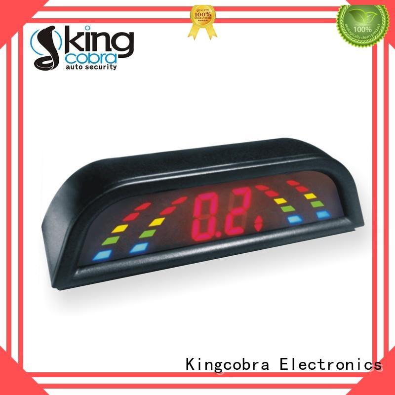 Kingcobra senor reverse parking sensor parking assistant system for car