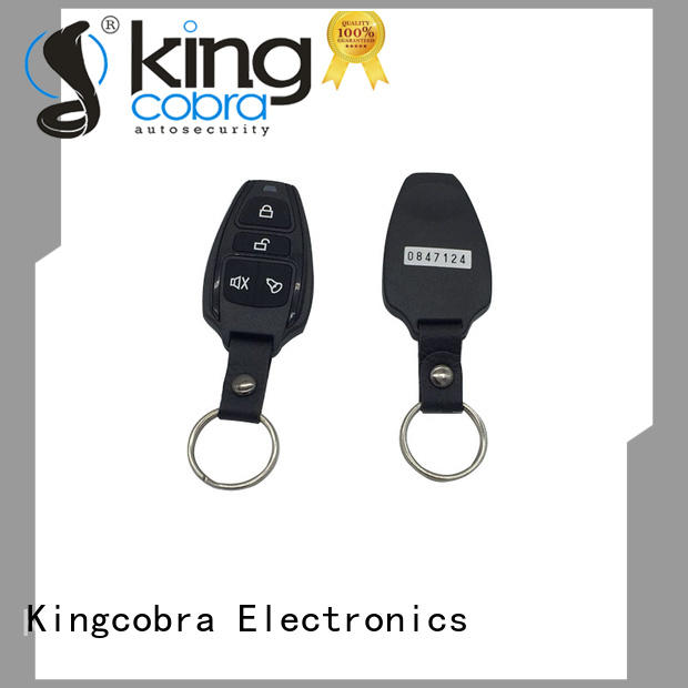 east selling Kingcobra Brand best car alarm system with remote start