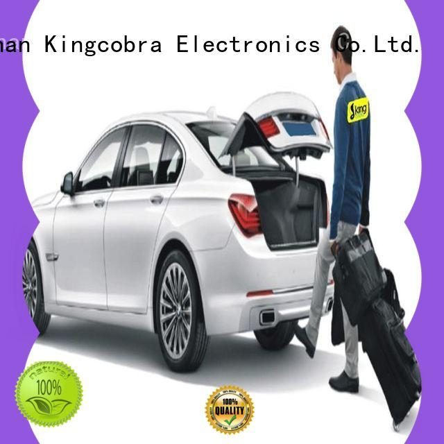 latest Hand-free Trunk Open System with sensor for sale Kingcobra