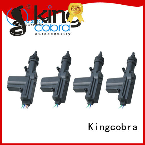 high quality cost of central locking system with one master for sale Kingcobra
