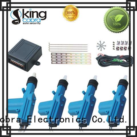 Kingcobra popular car central locking remote manufacturer for sale