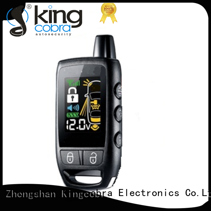 Kingcobra high quality two way car alarm online