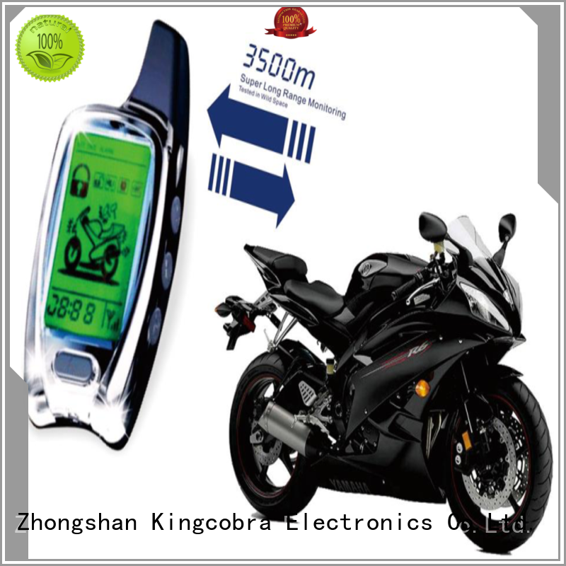 Kingcobra best motorcycle alarm with usb online
