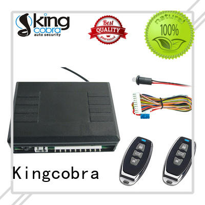 keyless entry Kingcobra