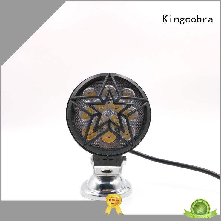 Kingcobra led driving lights factory for car