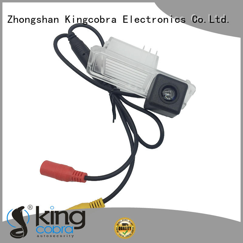 top rear view camera system factory for nissan type