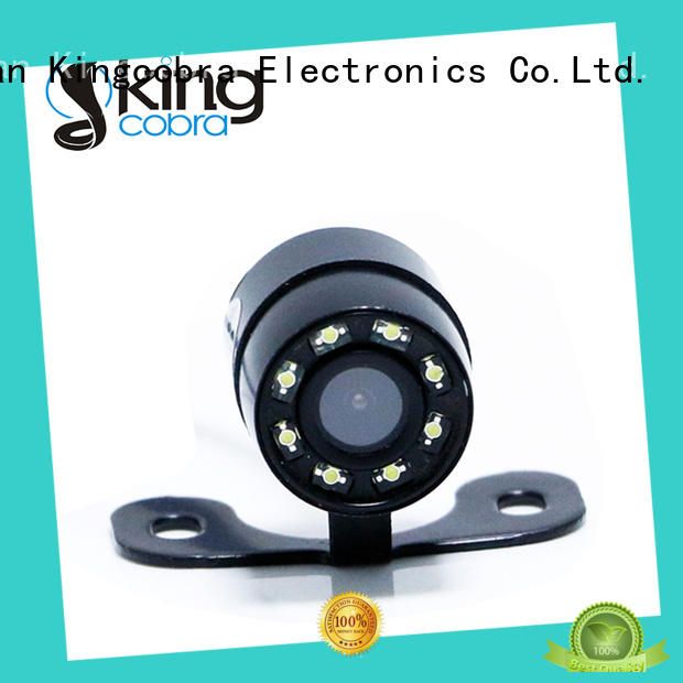 Kingcobra universal top rated car cameras led for